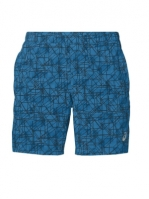 Pantaloni scurti barbati Woven Short Blue Asics