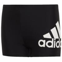 Pantaloni scurti Bathrobes For Adidas Young Bos negru DQ3380 pentru Copii