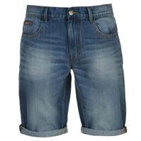 Pantaloni scurti blugi Lee Cooper Regular pentru Barbati