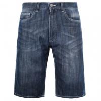 Pantaloni scurti blugi Lee Cooper Washed pentru Barbati