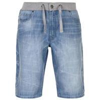 Pantaloni scurti blugi No Fear pentru Barbati