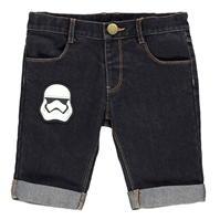 Pantaloni scurti blugi Star Wars baietei