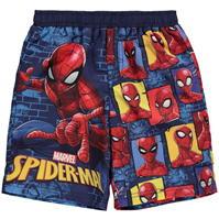 Pantaloni scurti Board pentru baieti cu personaje