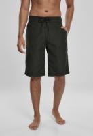 Pantaloni scurti Board negru Urban Classics