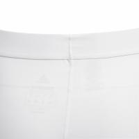 Pantaloni scurti Colanti scurti Adidas Alphaskin alb CW7351 copii
