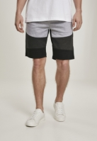 Pantaloni scurti Color Block Tech negru Southpole