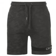 Pantaloni scurti cu imprimeu Crosshatch Snr02 BX99