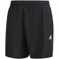 Pantaloni scurti de baie Adidas Solid CLX SH SL barbati negru FJ3379