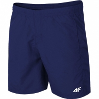 Pantaloni scurti de baie barbati 4F H4L19 SKMT001B 30S bleumarin inchis