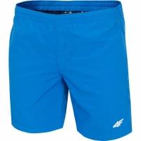 Pantaloni scurti de baie barbati 4F H4L19 SKMT001B 32S Denim
