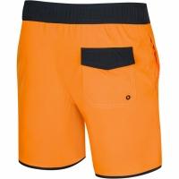 Pantaloni scurti de baie barbati Aqua-Speed Evan portocaliu negru Col75 pentru femei