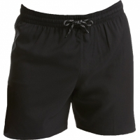 Pantaloni scurti de baie barbati Nike Solid negru NESS9502 001
