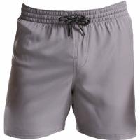 Pantaloni scurti de baie barbati Nike Solid Vital gri NESS9431 071
