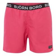 Pantaloni scurti de baie Bjorn Borg Scott Loose