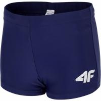 Pantaloni scurti de baie For A 4F bleumarin inchis HJZ19 JMAJM001 30S baiat