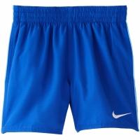 Pantaloni scurti de baie For Nike Solid Lap albastru NESS9654 416 pentru Copii pentru femei