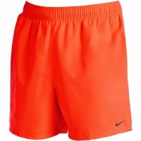 Pantaloni scurti de baie Nike Essential portocaliu barbati NESSA560 822