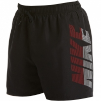 Pantaloni scurti de baie Nike Rift Breaker barbati negru NESSA571 001