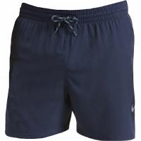 Pantaloni scurti de baie Nike Solid Vital barbati bleumarin NESS9431 489