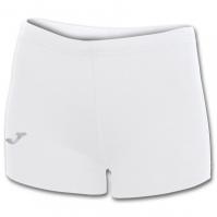 Pantaloni scurti elastici lycra Joma alb pentru Femei