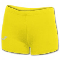 Pantaloni scurti elastici lycra Joma galben pentru Femei