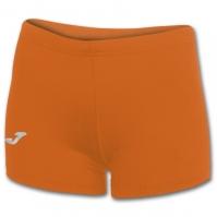 Pantaloni scurti elastici lycra Joma Orange pentru Femei