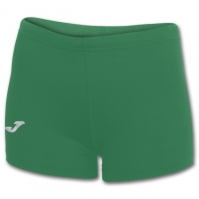 Pantaloni scurti elastici lycra Joma verde pentru Femei