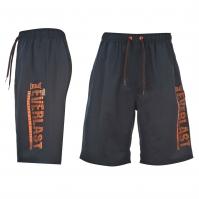 Pantaloni scurti Everlast Pop Large Logo pentru Barbati