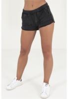 Pantaloni scurti femei fitness gri inchis Urban Classics