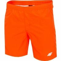 Pantaloni scurti For 4F H4L19 SKMT001B 70S portocaliu barbati
