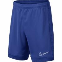 Pantaloni scurti For Nike B Dry Academy albastru AO0771 480 pentru Copii