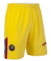 Joma Short1 Fa Romania Yellow