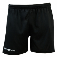 Pantaloni scurti Givova One negru P016-0010 barbati/baietei