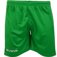 Pantaloni scurti Givova One verde P016-0013