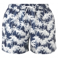 Pantaloni scurti Hot Tuna Palm Print pentru Barbati