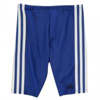 Pantaloni scurti inot adidas trei cu dungi pentru baietei