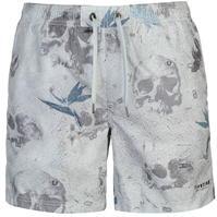 Pantaloni scurti inot Firetrap Blackseal Floral