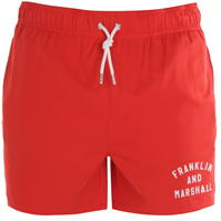Pantaloni scurti inot Franklin and Marshall Arch