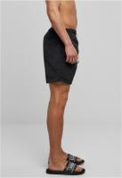 Pantaloni scurti inot negru-negru
