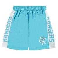 Pantaloni scurti inot Team Rangers baietei