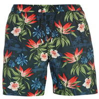 Pantaloni scurti inot SoulCal Deluxe Floral