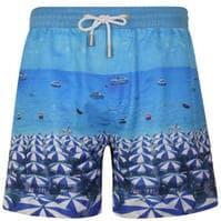 Pantaloni scurti inot THOMAS ROYALL Bondi Beach Luca