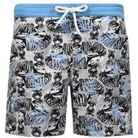 Pantaloni scurti inot THOMAS ROYALL Tiger pentru baieti pentru Copii