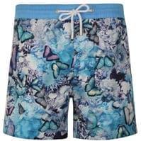 Pantaloni scurti inot THOMAS ROYALL Tropical Luca