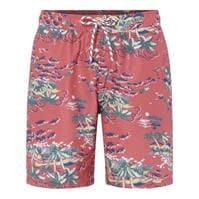 Pantaloni scurti IZOD Hawaii Print