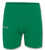 Pantaloni scurti Joma Lycra ciclism Dark verde
