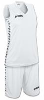 Mergi la Pantaloni scurti Joma Set Pivot alb Jersey+ pentru Femei