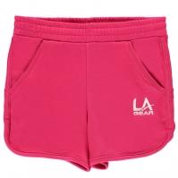 Pantaloni scurti LA Gear Interlock pentru fetite