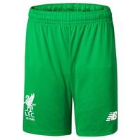 Pantaloni scurti New Balance Liverpool Home Portar 2017 2018 pentru copii