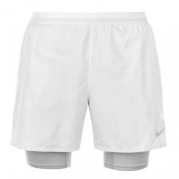 Pantaloni scurti Nike 2in1 5 Inch Flex alergare pentru Barbati